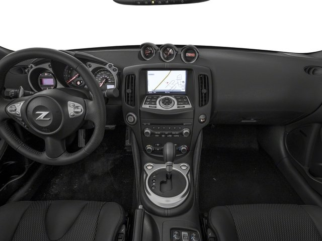 2018 Nissan 370Z Roadster Base Price Auto Pricing full dashboard