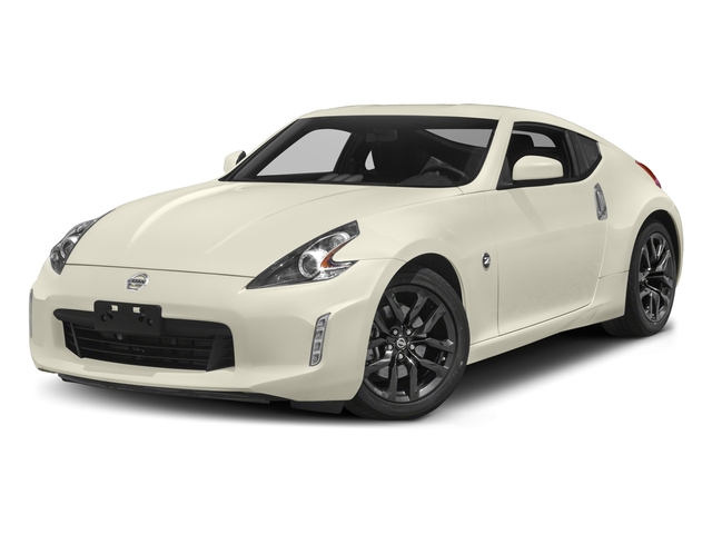 2018 Nissan 370Z Coupe Base Price Auto Pricing side front view