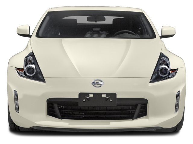 2018 Nissan 370Z Coupe Base Price Auto Pricing front view