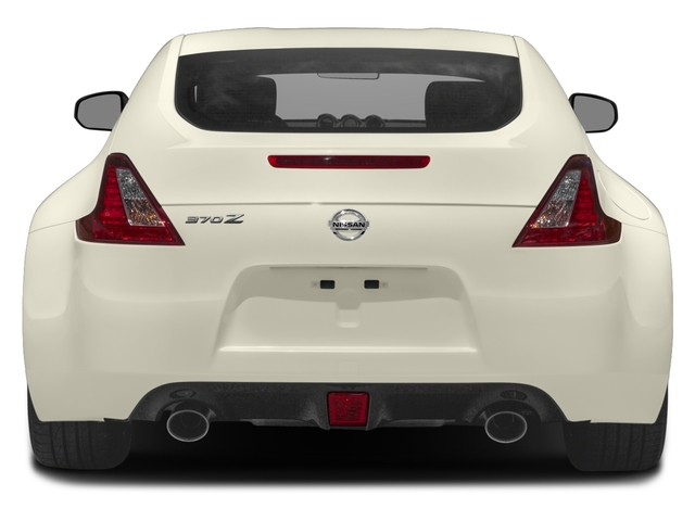 2018 Nissan 370Z Coupe Pictures 370Z Coupe Sport Manual photos rear view