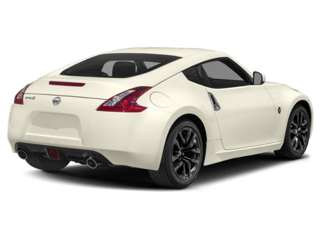 2018 Nissan 370Z Coupe Pictures 370Z Coupe 2D Touring V6 photos side rear view