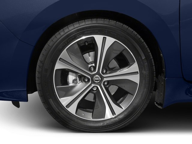 2018 Nissan LEAF Prices and Values Hatchback 5D S Electric wheel