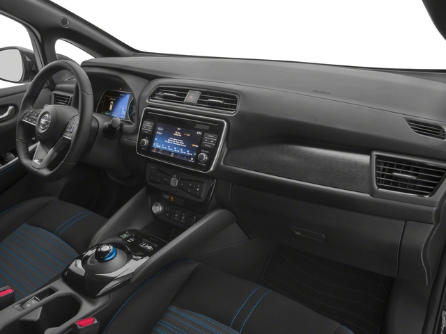 2018 Nissan LEAF Prices and Values Hatchback 5D S Electric passenger's dashboard