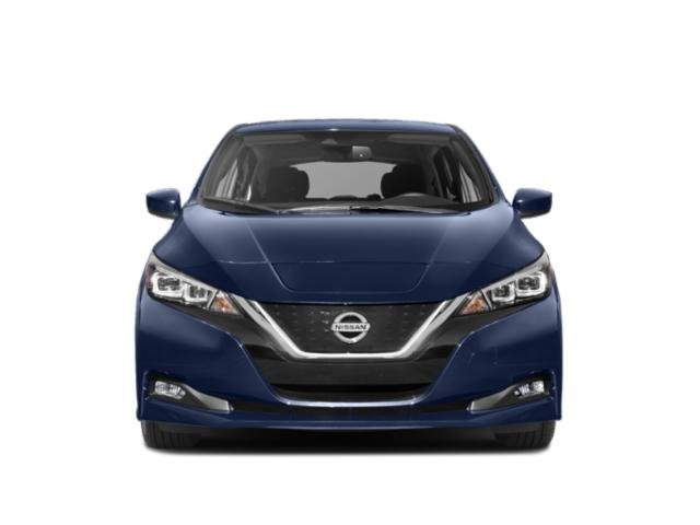2018 Nissan LEAF Prices and Values Hatchback 5D S Electric front view