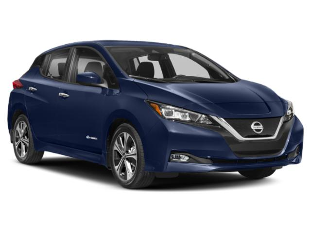 2018 Nissan LEAF Prices and Values Hatchback 5D S Electric side front view