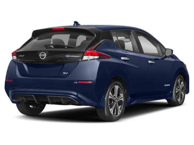 2018 Nissan LEAF Prices and Values Hatchback 5D S Electric side rear view