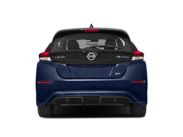 2018 Nissan LEAF Prices and Values Hatchback 5D S Electric rear view