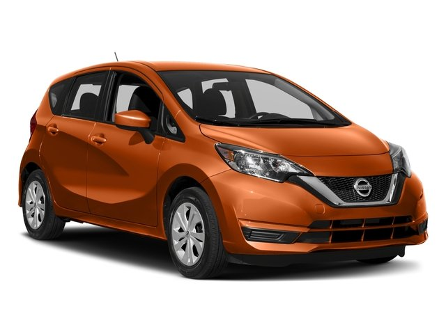 2018 Nissan Versa Note Pictures Versa Note 2018.5 SV CVT photos side front view