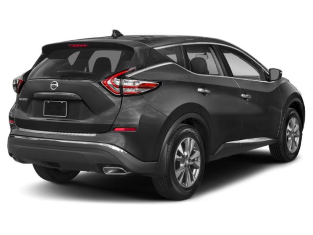 2018 Nissan Murano Pictures Murano AWD SV photos side rear view
