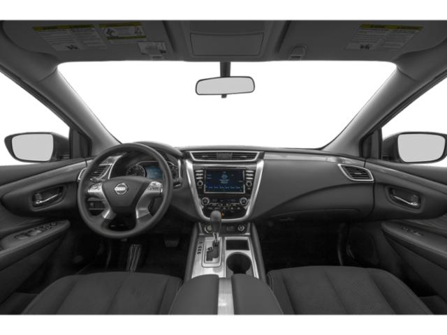 2018 Nissan Murano Pictures Murano AWD SV photos full dashboard