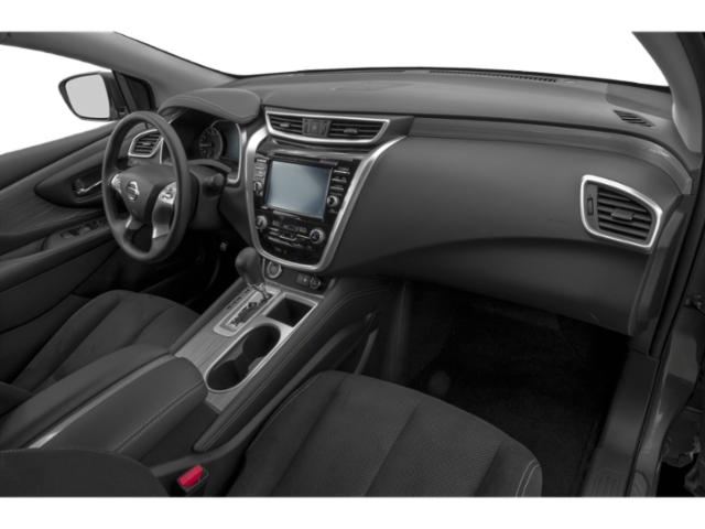 2018 Nissan Murano Pictures Murano Utility 4D S 2WD V6 photos passenger's dashboard