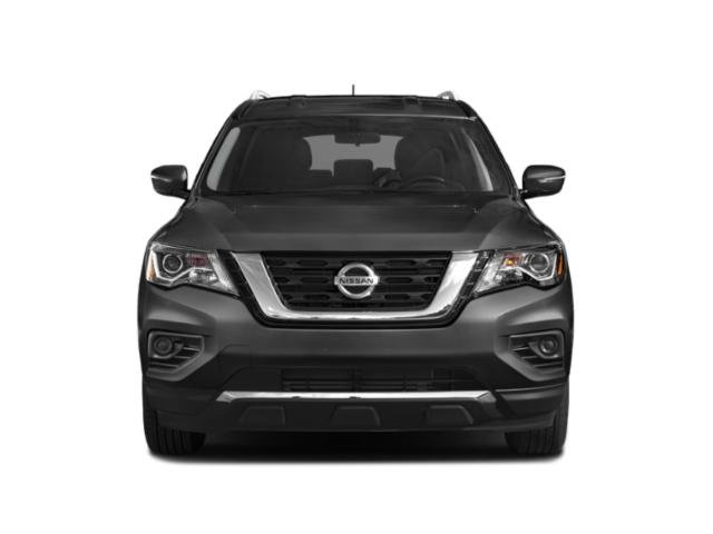 2018 Nissan Pathfinder Pictures Pathfinder 4x4 S photos front view