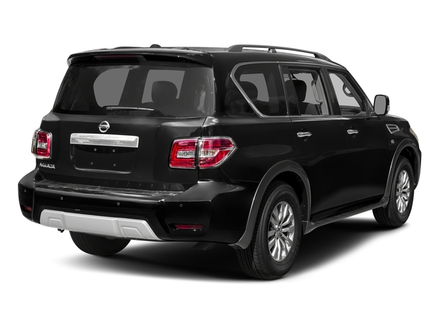 2018 Nissan Armada Base Price 4x2 SV Pricing side rear view