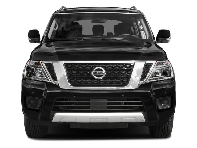 2018 Nissan Armada Pictures Armada 4x4 SV photos front view