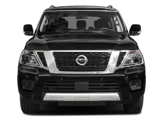 2018 Nissan Armada Base Price 4x2 SV Pricing front view