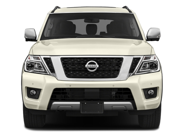 2018 Nissan Armada Pictures Armada 4x2 SL photos front view