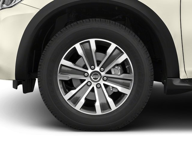 2018 Nissan Armada Pictures Armada 4x2 SL photos wheel
