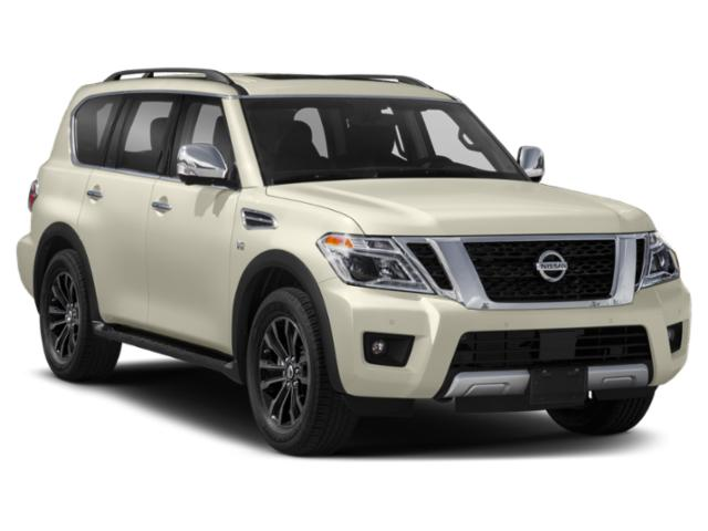 2018 Nissan Armada Base Price 4x4 SL Pricing side front view