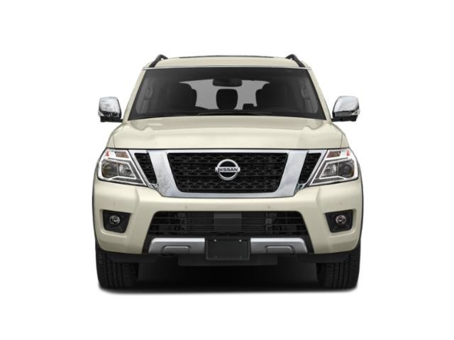 2018 Nissan Armada Base Price 4x4 SL Pricing front view