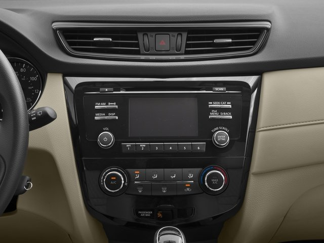 2018 Nissan Rogue Base Price FWD S Pricing stereo system