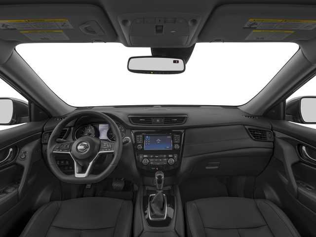 2018 Nissan Rogue Base Price AWD SL Pricing full dashboard