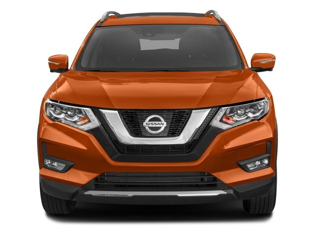 2018 Nissan Rogue Prices and Values Utility 4D SV AWD I4 Hybrid front view