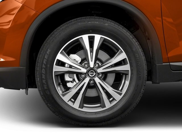 2018 Nissan Rogue Prices and Values Utility 4D SV AWD I4 Hybrid wheel