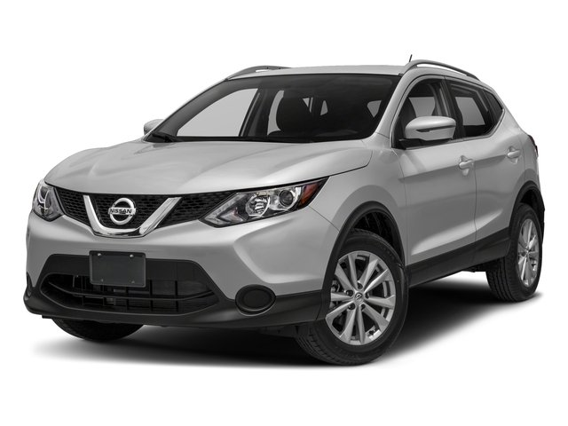 2018 Nissan Rogue Sport Pictures Rogue Sport 2018.5 AWD SV photos side front view