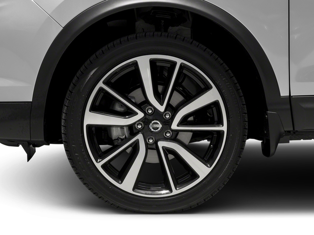 2018 Nissan Rogue Sport Base Price AWD SL Pricing wheel