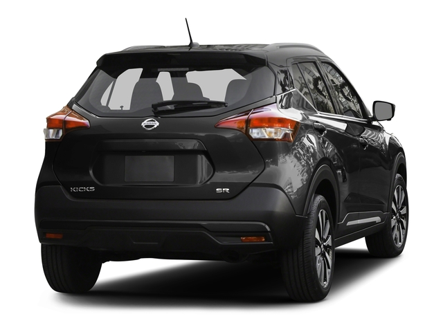 2018 Nissan Kicks Base Price S FWD Pricing side rear view