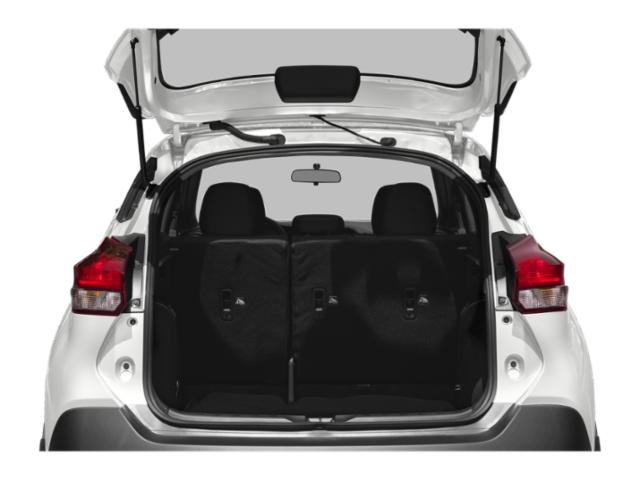 2018 Nissan Kicks Prices and Values Utility 4D SR 2WD open trunk