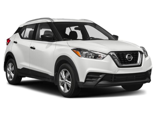 2018 Nissan Kicks Base Price S FWD Pricing side front view