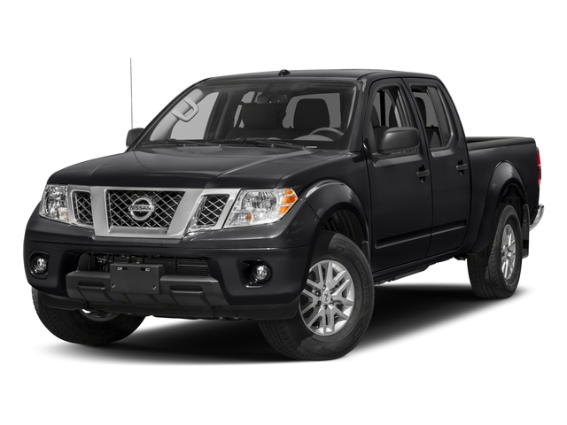 2018 Nissan Frontier Pictures Frontier Crew Cab 4x2 SV V6 Auto Long Bed photos side front view