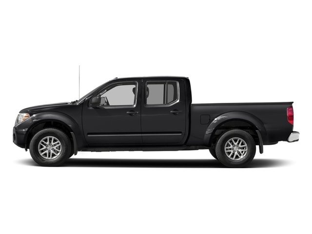 2018 Nissan Frontier Pictures Frontier Crew Cab 4x2 SV V6 Auto Long Bed photos side view