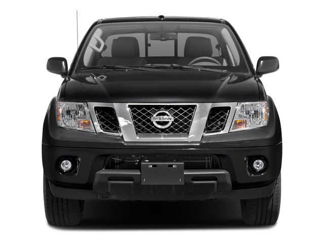 2018 Nissan Frontier Pictures Frontier Crew Cab 4x2 SV V6 Auto Long Bed photos front view
