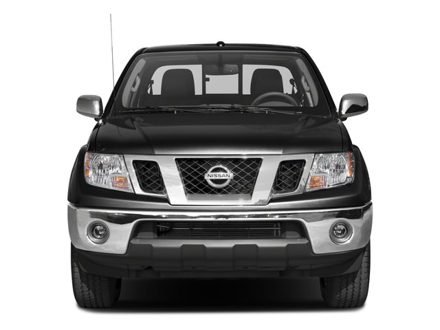 2018 Nissan Frontier Base Price Crew Cab 4x2 SL Auto Pricing front view