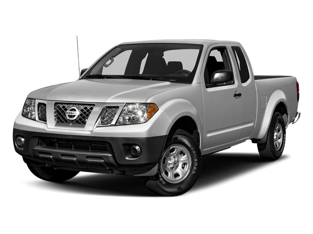 2018 Nissan Frontier Pictures Frontier King Cab 4x2 S Auto photos side front view
