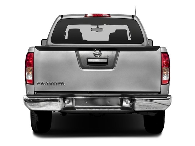 2018 Nissan Frontier Pictures Frontier King Cab 4x2 S Auto photos rear view