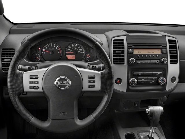 2018 Nissan Frontier Base Price King Cab 4x2 S Manual Pricing driver's dashboard