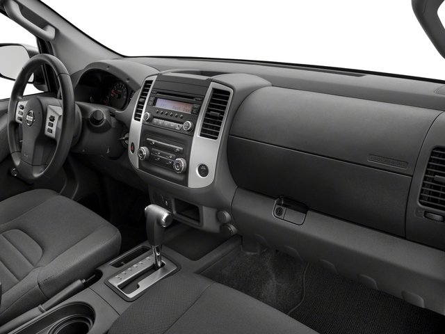 2018 Nissan Frontier Base Price King Cab 4x2 S Manual Pricing passenger's dashboard