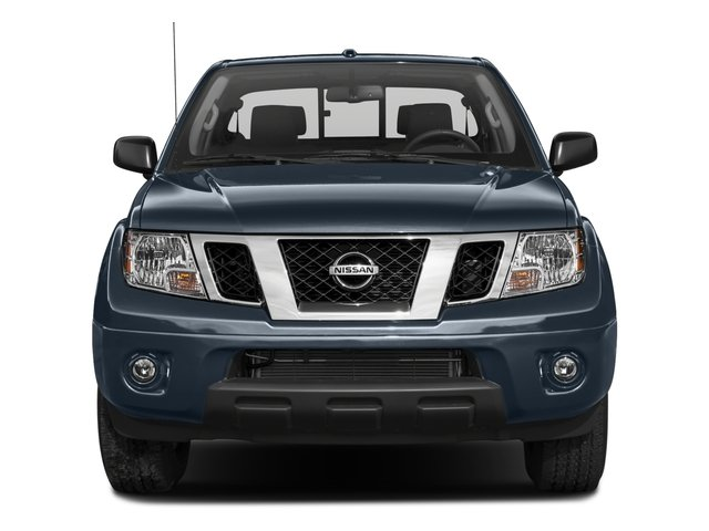 2018 Nissan Frontier Base Price King Cab 4x2 SV V6 Auto Pricing front view