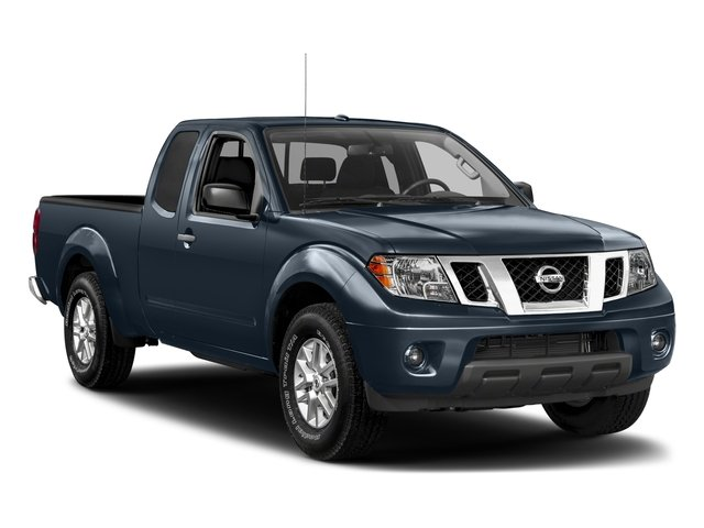 2018 Nissan Frontier Base Price King Cab 4x2 SV V6 Auto Pricing side front view