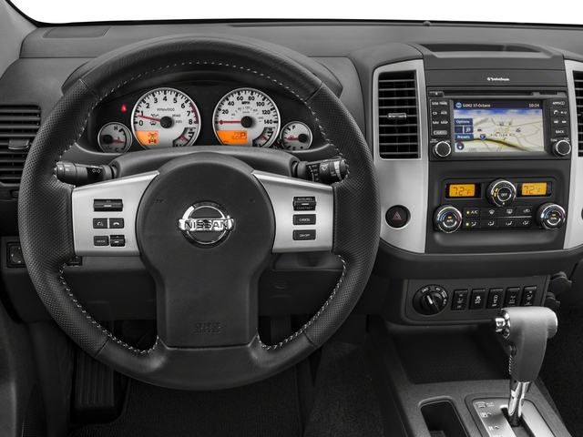 Nissan Frontier Truck 2018 Crew Cab PRO-4X 4WD - Фото 4