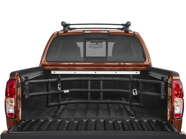 2018 Nissan Frontier Base Price Crew Cab 4x4 PRO-4X Auto Pricing open trunk