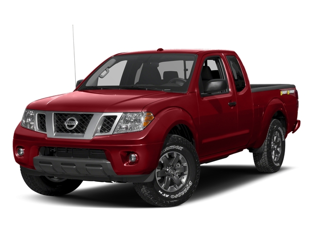 2018 Nissan Frontier Base Price King Cab 4x2 Desert Runner Auto Pricing side front view