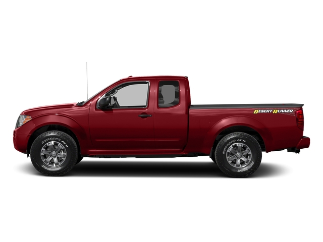 2018 Nissan Frontier Base Price King Cab 4x2 Desert Runner Auto Pricing side view