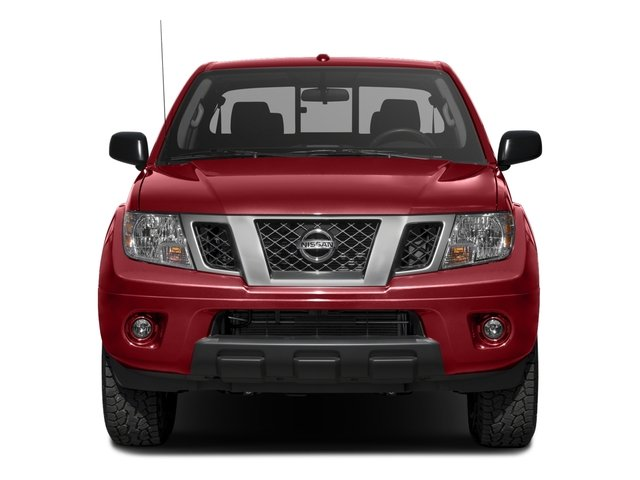 2018 Nissan Frontier Base Price King Cab 4x2 Desert Runner Auto Pricing front view