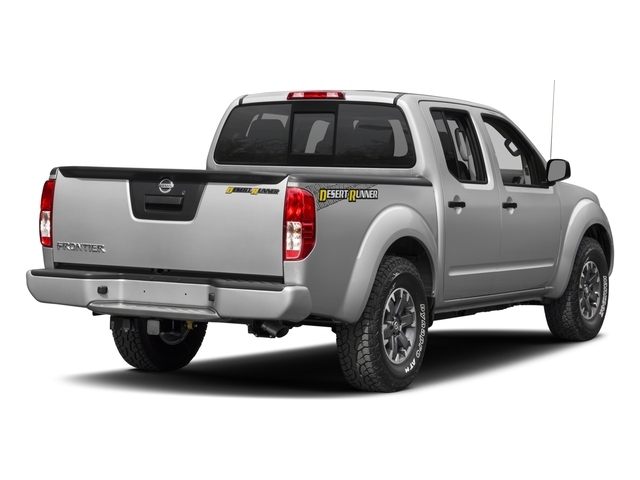 2018 Nissan Frontier Base Price Crew Cab 4x2 Desert Runner Auto Pricing side rear view