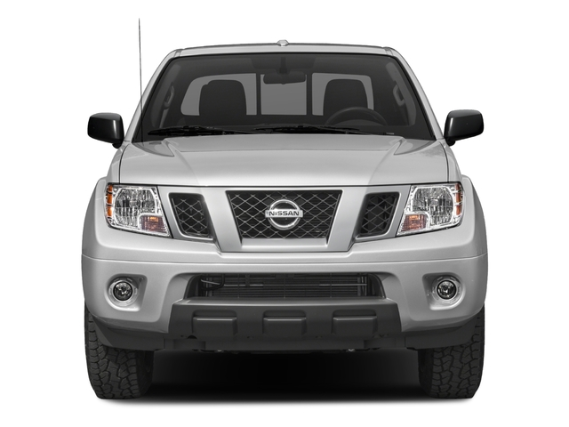 2018 Nissan Frontier Base Price Crew Cab 4x2 Desert Runner Auto Pricing front view