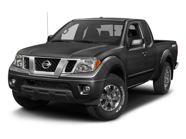 2018 Nissan Frontier Base Price King Cab 4x4 PRO-4X Auto Pricing side front view